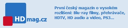 Prvn� �esk� magaz�n o vysok�m rozli�en�: Blu-ray filmy, p�ehr�va�e, HDTV, HD audio a video, PS3...
